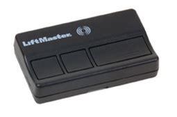 liftmaster sears craftsman lm  button remote control