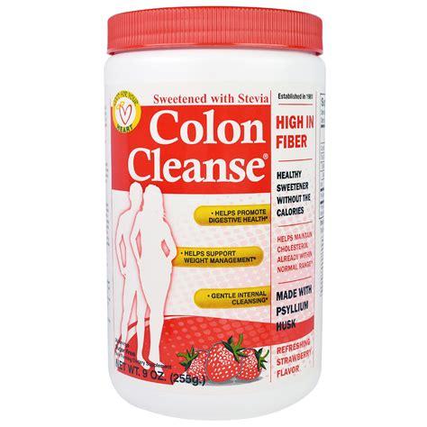 Stevia Detox health plus inc colon cleanse sweetened with stevia