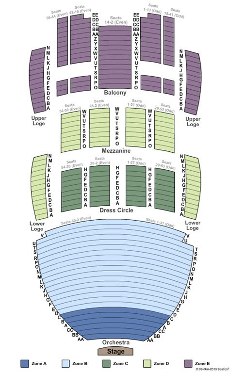 san diego civic center seating san diego civic theatre