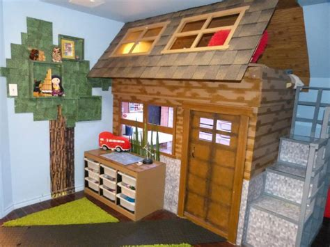 minecraft style bedroom 25 best ideas about minecraft bedroom on pinterest
