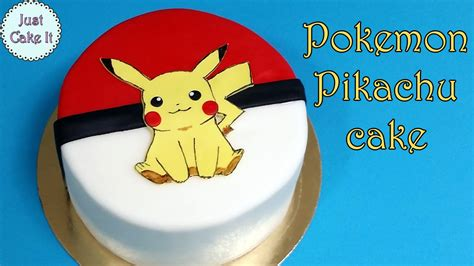 Pikachu Cake Template by How To Make Pikachu Cake
