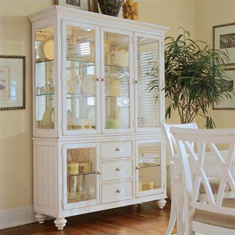 antique white china cabinet drew camden antique white china cabinet