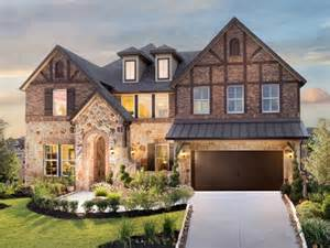 Home Design Houston Texas Miramesa New Homes In Cypress Tx Meritage Homes