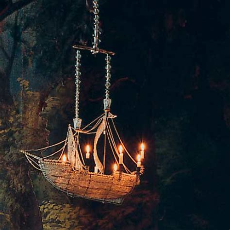 Pirate Ship Chandelier Ship Chandeliers By Cormier Fauvel I Feel Like I Am On Of The Carribean Home