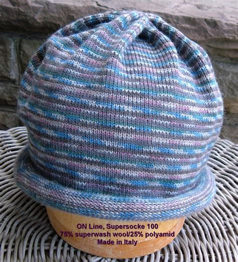 free patterns yarn free pattern sock yarn circular hat on passap knitting