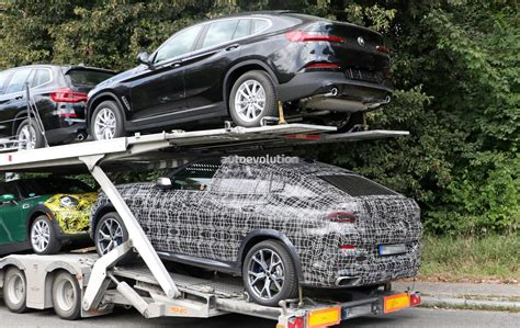 bmw  spied     predictable