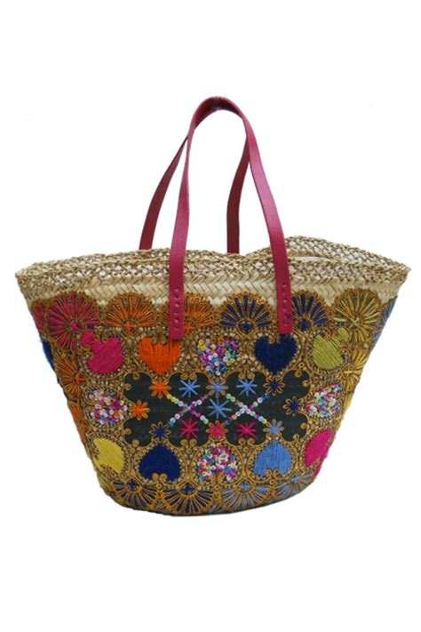 Embroidered Tote Bag embroidered tote bags bags more