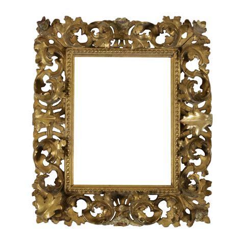 specchi e cornici cornice dorata specchi e cornici antiquariato