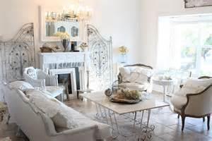 Shabby Chic Livingroom Chic Living Room Ideas