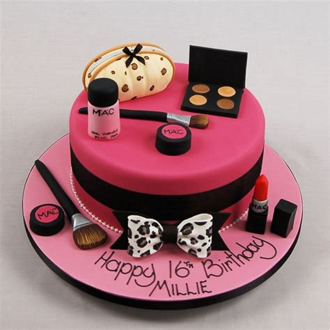 Make Birthday Cake by Medium Make Up Cake Waterfields