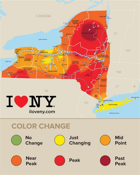 foliage map hudson valley could see peak foliage this weekend