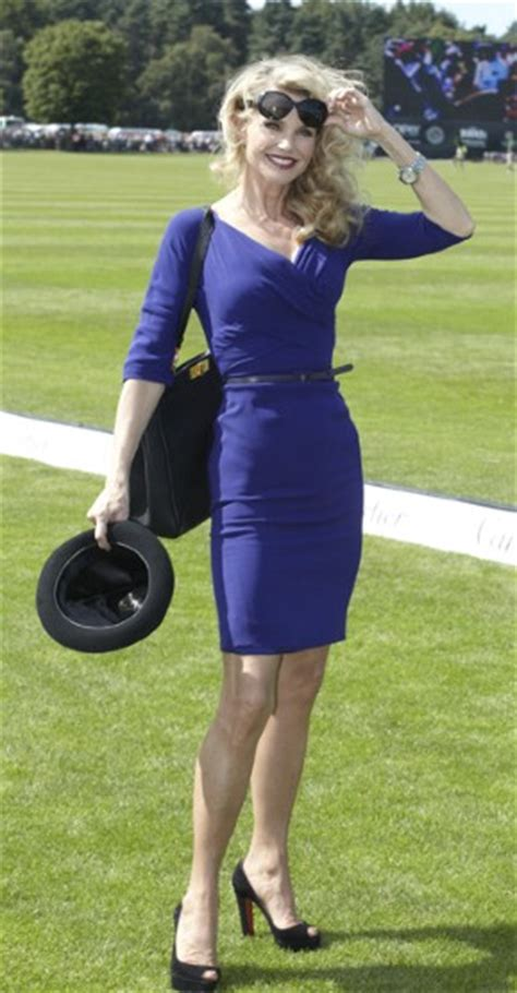 57 year old women in america cartier international polo 2011 best dressed celebrities