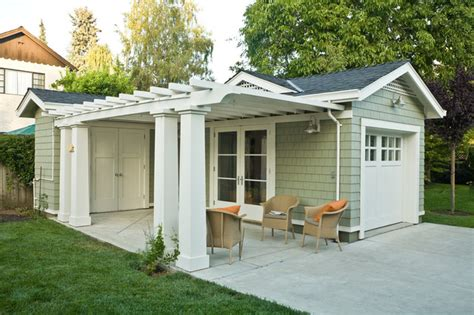 Princeton Shed by Princeton Residence Traditional Garage San Francisco