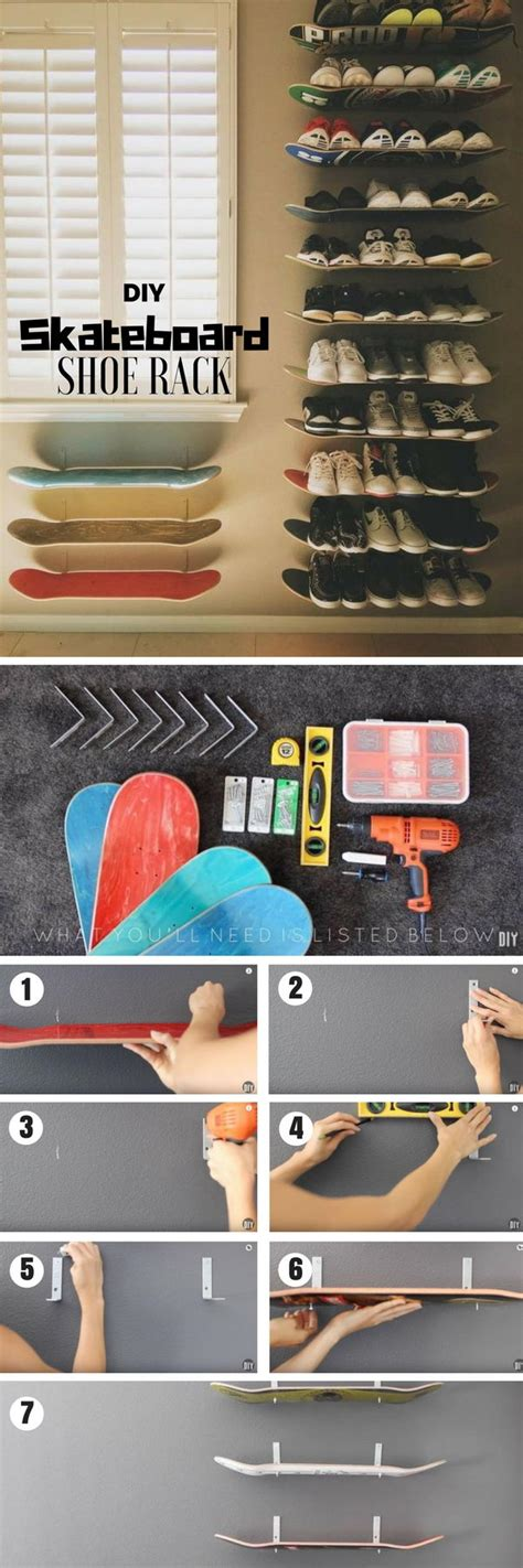 5 creative diy shoe storage solutions do it yourself 20 creative shoe storage ideas