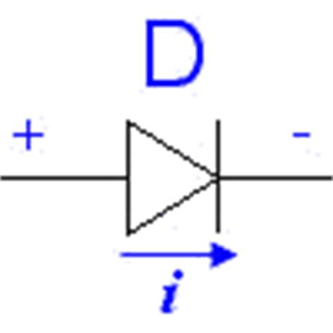 diode symbol for word diodes and transistors 江淮一士的日志 网易博客