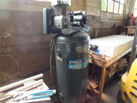 devilbiss pro  air compressor