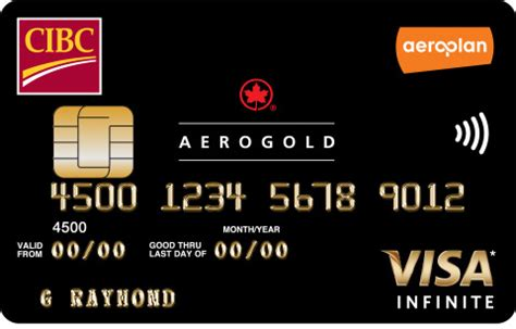 Review: CIBC Aerogold Visa Infinite Credit Card   RateHub Blog