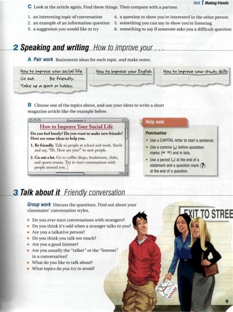 let s talk and stds student edition let s talk stds books student book touchstone 2