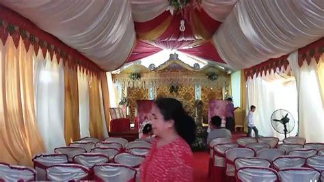 Tenda Pernikahan Di Rumah tenda pernikahan di rumah terbaru tenda pernikahan dirumah tenda pernikahan warna coklat