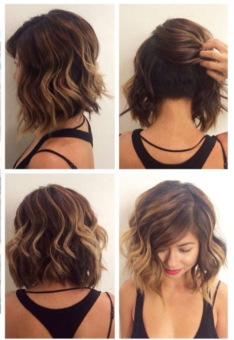 undercut bob hairstyle pictures medium length 35 fabulous short haircuts for thick hair