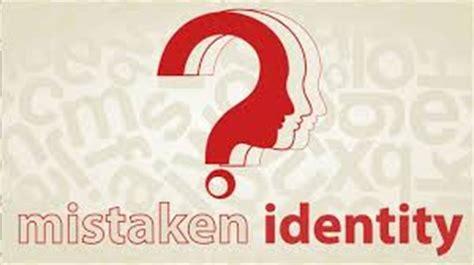 Talk About Mistaken Identity by Cops Linked In Of Mistaken Identity Nationwide 90fm