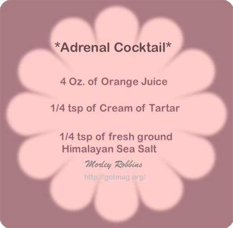 Adrenal Cocktail Detox by Best 25 Pink Sea Salt Ideas On Himalayan