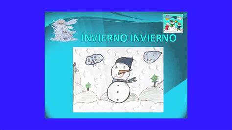 ms all del invierno canci 211 n pictogramas invierno invierno youtube