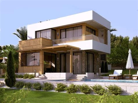 steel frame houses cyprus by pelasgos homes house model