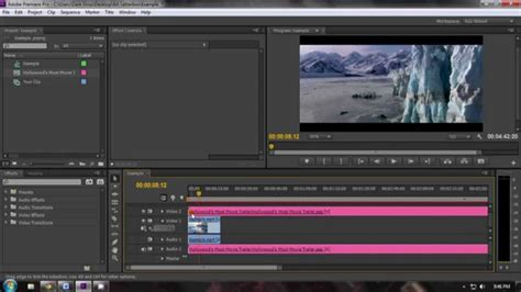 Adobe Premiere Cs6 Letterbox | adobe premiere pro cs6 how to letterbox your footage aa