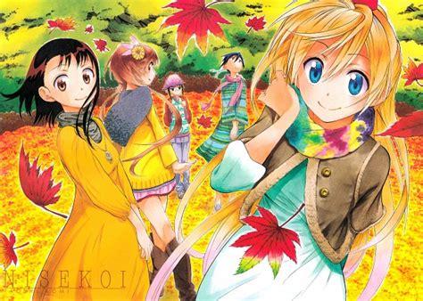 Anime Kaostshirt Fullprint Nisekoi Kosaki Onodera 1 nisekoi 1324444 zerochan