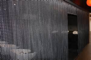 chain curtains