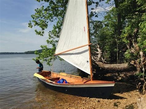 skiff boat sailing jimmy skiff a chesapeake bay rowing sailing skiff that