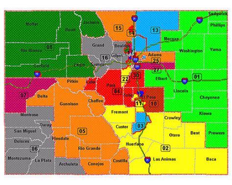 colorado district map map of colorado state senate districts blogicusmaximus