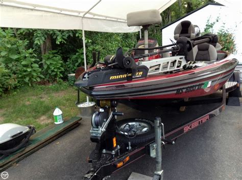 used bass boats for sale in ma 2011 used skeeter zx 190 bass boat for sale 27 300