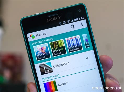xperia theme creator tool sony releases theme creation tools in beta for xperia line
