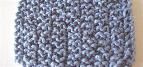 how to knit a rib stitch how to knit the garter rib stitch 171 knitting crochet