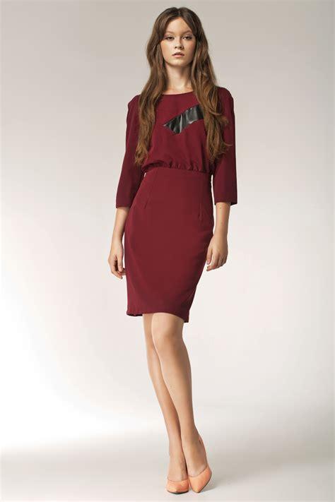 bordo color beautiful bordo color dress 209449 hurry up