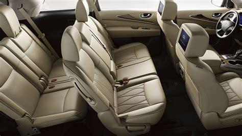 infiniti qx60 interior 2018 infiniti qx60 crossover interior infiniti usa