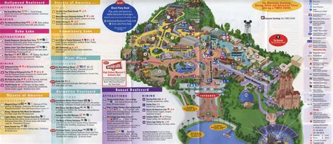 disney studios map image gallery mgm studios map