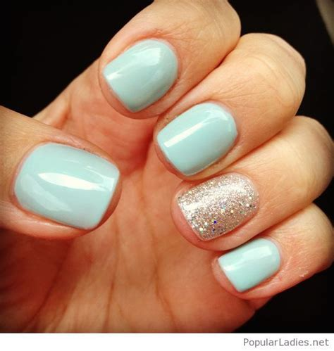 essie light blue nail 17 best ideas about light blue nail on