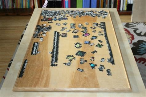 making  puzzle board thriftyfun