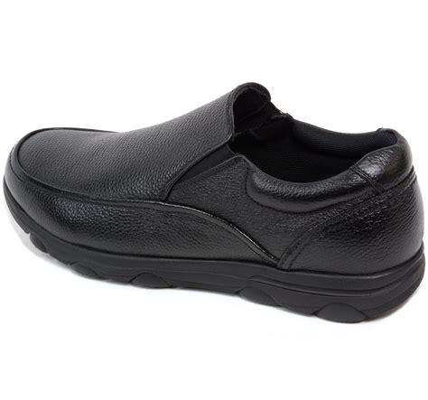 alpine swiss arbete mens work shoes slip resistant real