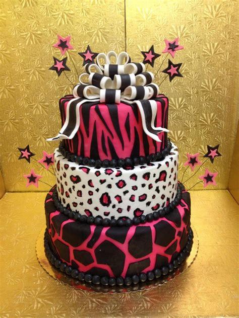cake ideas leopard print cakes decoration ideas birthday cakes