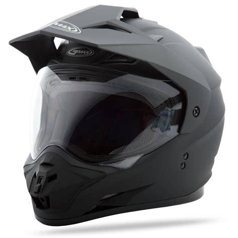 gmax motocross helmets gmax gm11 adventure dual sport solid helmet full face