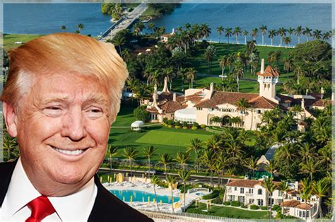 Is Trump At Mar A Lago | mar a lago diplomacy trump to host chinese president xi