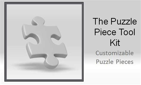 Puzzle Pieces Toolkit For Powerpoint Presentations Puzzle Pieces Template For Powerpoint