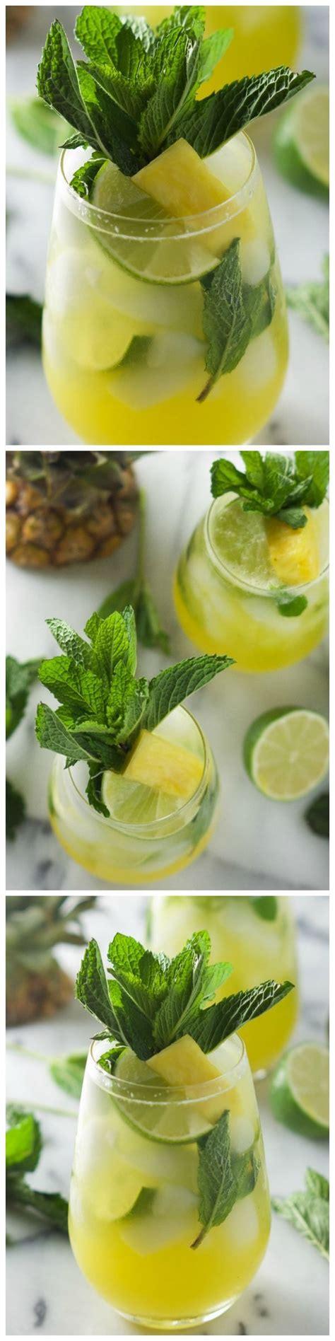 Detox Lemonade Delish by 17 Best Ideas About Pineapple Lemonade On