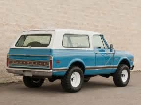 1972 Chevrolet K5 Blazer Chevrolet K5 Blazer 1972 Images Frompo