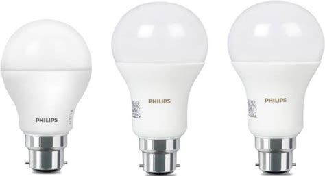 Philips B22 9 Watt philips 16 w 9 w standard b22 led bulb price in india