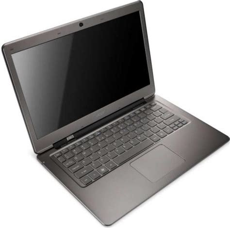 Laptop Acer Ultrabook review acer aspire s3 ultrabook